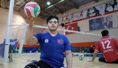 شاب سوري يمثّل منتخب تركيا لكرة الطائرة