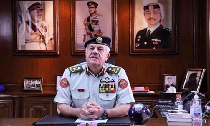 وزير الدفاع بحكومة النظام في الأردن.. ماذا بحث هناك؟