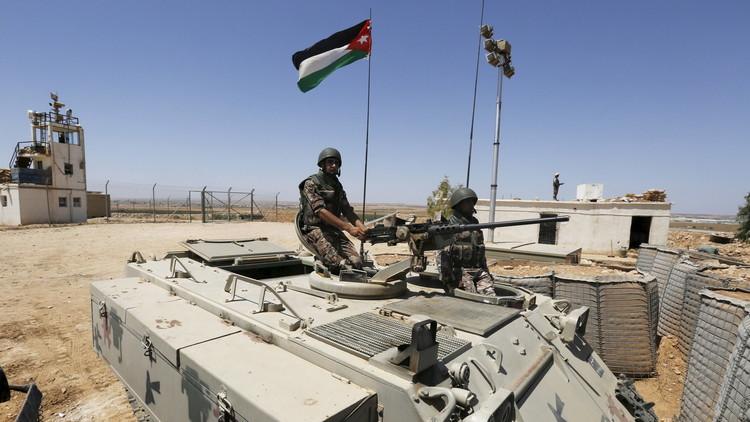 لمنع عمليات التهريب.. الأردن يعزز حدوده مع سوريا